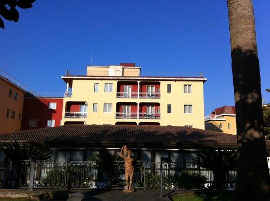 Grand Hotel Parco Del Sole: Albergo Corpo centrale