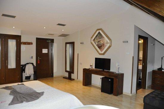 Hotel Ordesa: amplitud