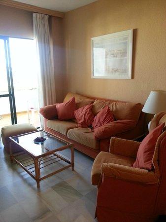 Apartamentos Torrenueva Park: Salon