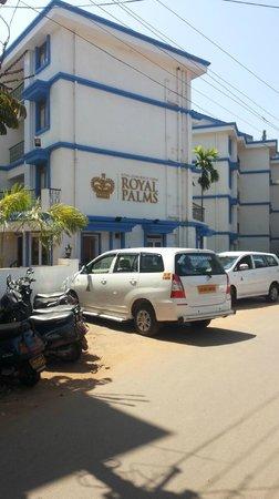 Karma Royal Palms: Hotel Entrance