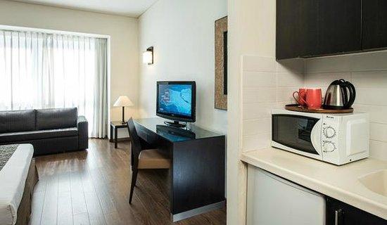 Vital Hotel : Kitchenette room