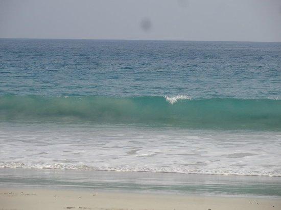 Barefoot at Havelock: beach