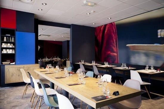Ibis Lyon Part Dieu Les Halles: Restaurant