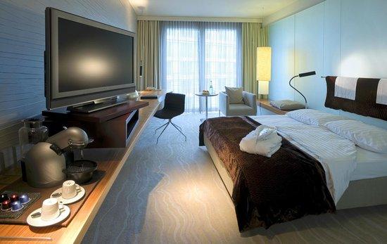 Radisson Blu Hotel Köln: Business Class Room