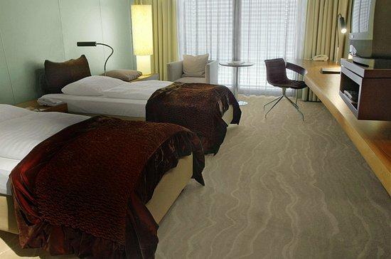 Radisson Blu Hotel Köln: Business Class Room - Twin Room