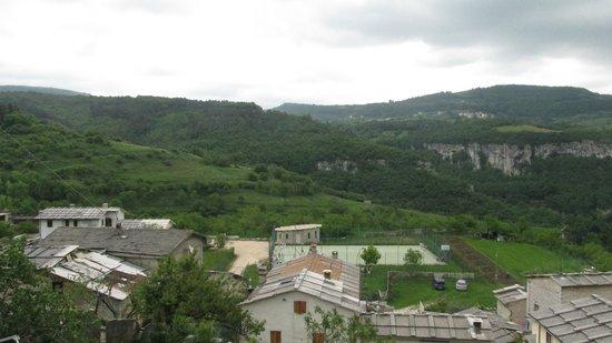 B&B Molina: Panorama