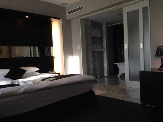 Hotel Nikko Osaka: Deluxe room