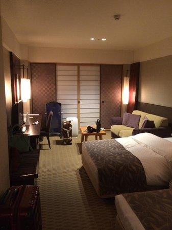 RIHGA Royal Hotel Kyoto: 部屋