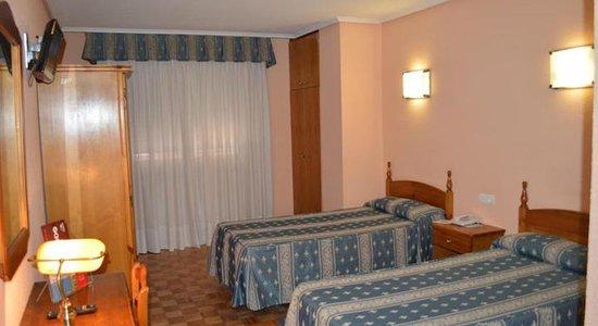 San Glorio Hotel : Habitacion Doble