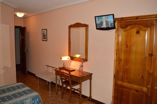 San Glorio Hotel: Habitacion Doble