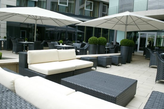 Radisson Blu Hotel Köln: Paparazzi Terrace