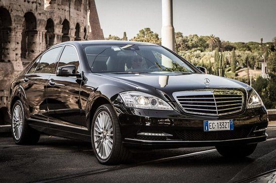 Limousine Uara Tours of Rome