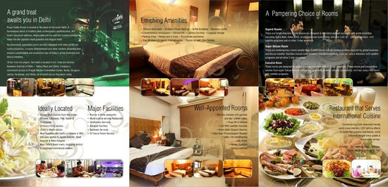 Hotel Royal Castle Grand: brochure 1