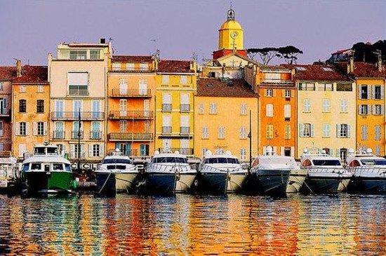Best Holiday Resort: Saint Tropez