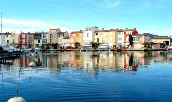 Best Holiday Resort: Port Grimaud