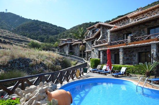 Hotel Quinta Do Serrado: Hotel Pool area