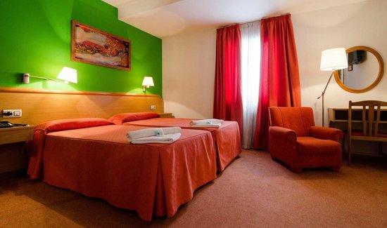 Nest Style Santiago: Habitación doble twin
