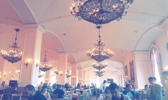 WOW Kremlin Palace: Зал для обедов