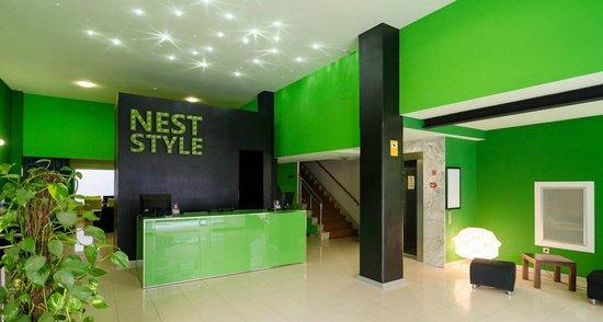 Nest Style Santiago: Recepción