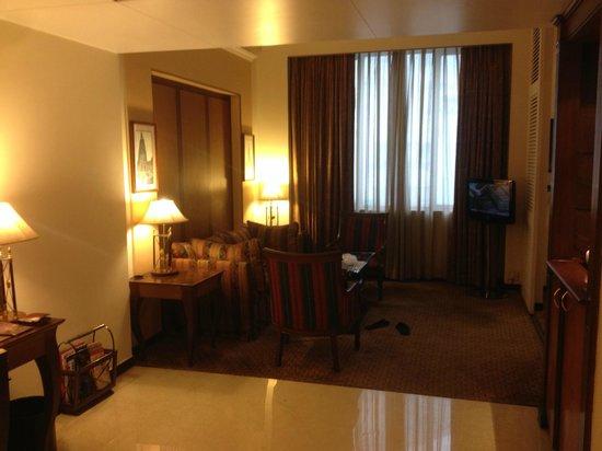 The Park Kolkata: suite