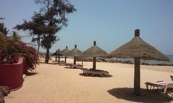 Royal Horizon Baobab : plage
