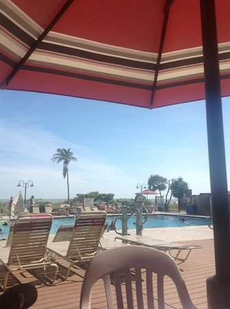 West Wind Inn : pool