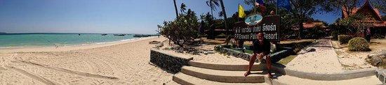 P.P. Erawan Palms Resort : Panoramica