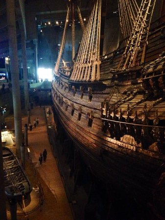 Vasa-Museum: Vasa