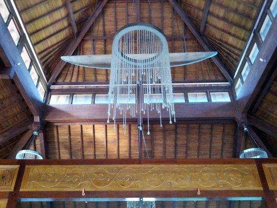 Chez Gado Gado : The lamp decoration