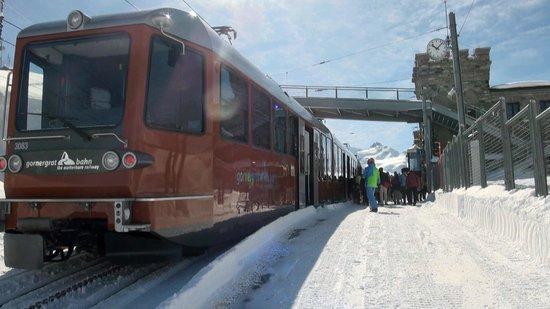 Matterhorn: 終点駅