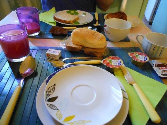 B&B A Casa di Virgilio: la nostra colazione
