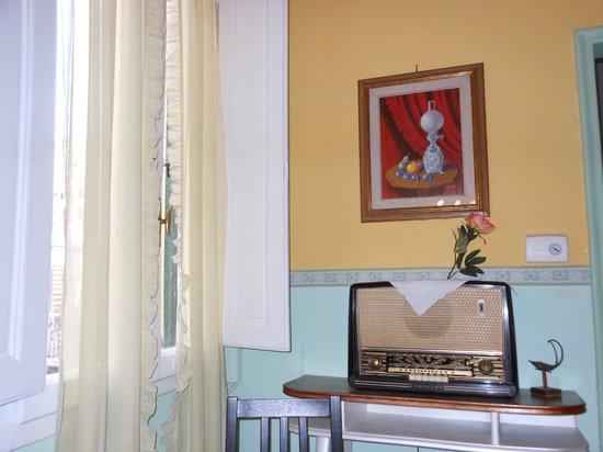 B&B A Casa di Virgilio: stanza colazione