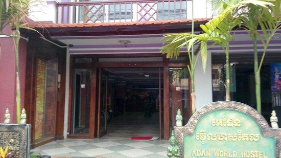 Adan World : adan hotel