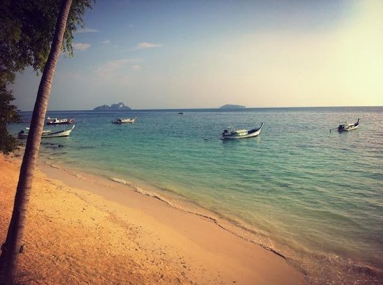 Rantee Cliff Beach Resort: Beautiful views