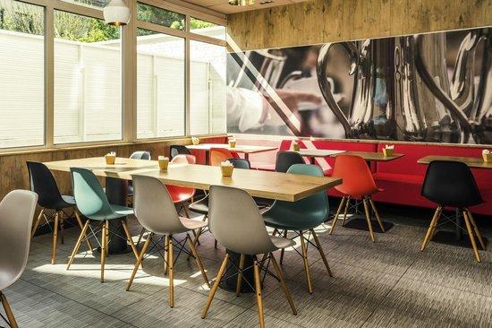 Ibis Paris Boulogne Billancourt : Salle petit déjeuner