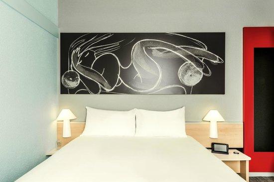 Ibis Paris Boulogne Billancourt : Chambre