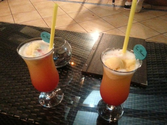 Hôtel Corail Residence: cocktails