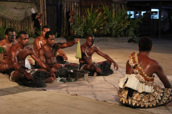 Robinson Crusoe Island: Кава
