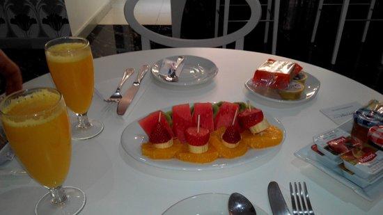 Hotel La Boutique Puerta Osario: desayuno boutique cordoba