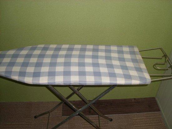 Elysee Motel : Iron board