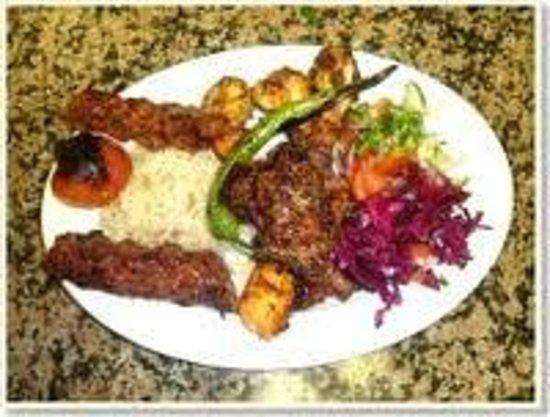Imge: mix kebab