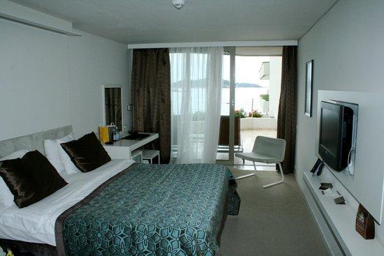 Rixos Hotel Libertas: 3rd floor room