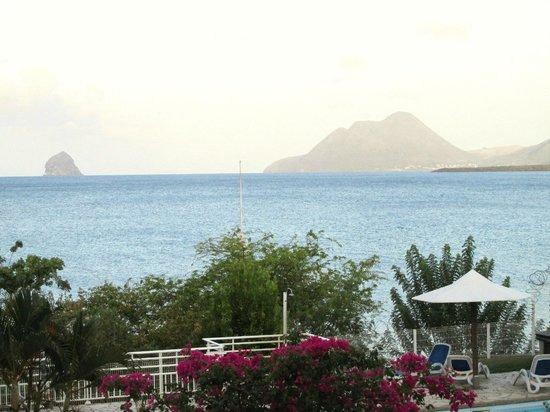 Hôtel Corail Residence: vue de l'hôtel
