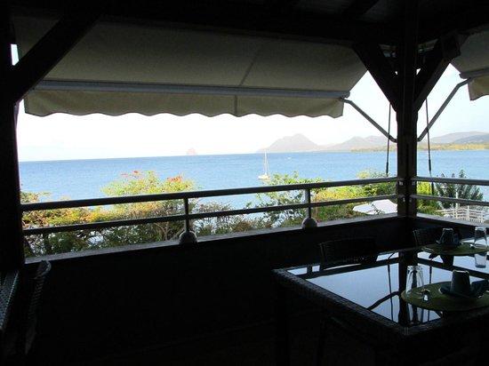 Hôtel Corail Residence: resto