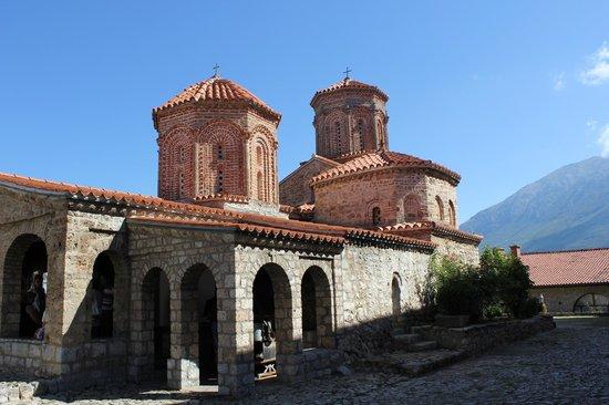 Monastery of Saint Naum : Церковь Св. Наума