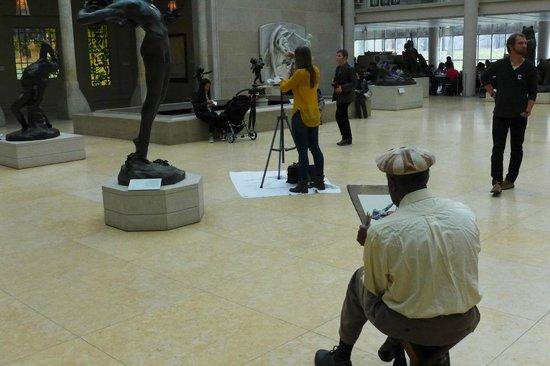The Metropolitan Museum of Art: La liberté