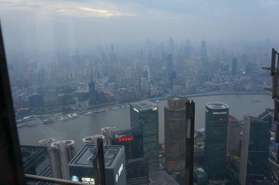 JiuZhongTian JiuLang: View while still in daylight