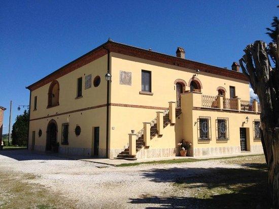 Casa Vacanze I Chiari : Casale Toscano