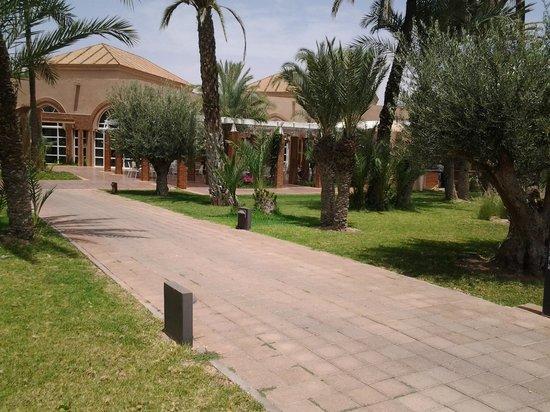 Pullman Marrakech Palmeraie Resort and Spa : resto