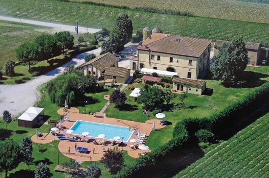 Casa Vacanze I Chiari : Casolare Toscano con piscina
